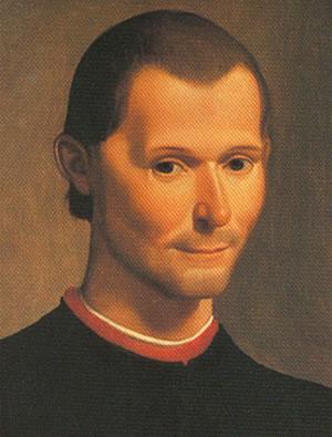 Resultado de imagem para Maquiavel